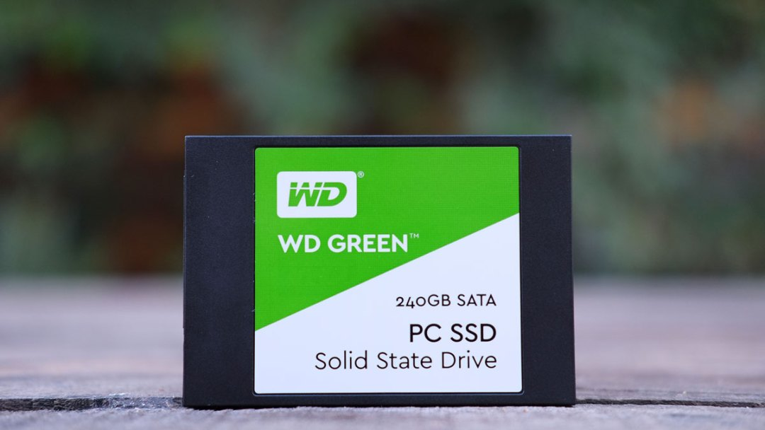 ssd wd green 240gb nâng cấp laptop 3