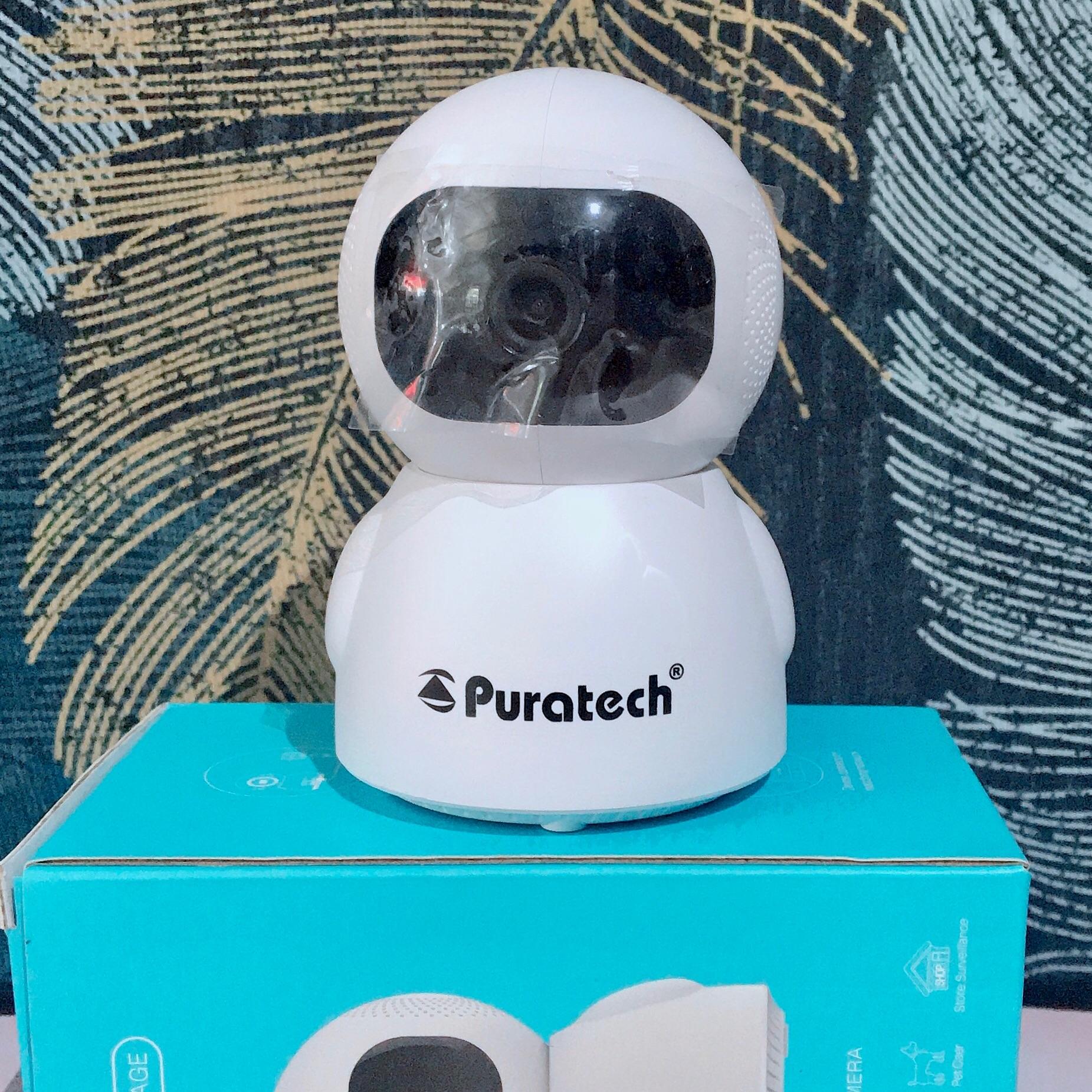 Camera IP wifi Puratech 325TW 2.0