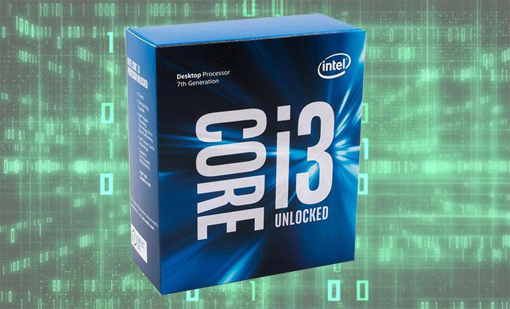 CPU Intel Core i3-7350K (4M Cache, 4.2GHz)