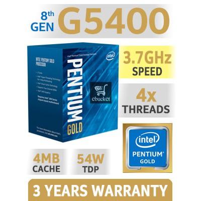 CPU Pentium G5400 (3.7GHz)