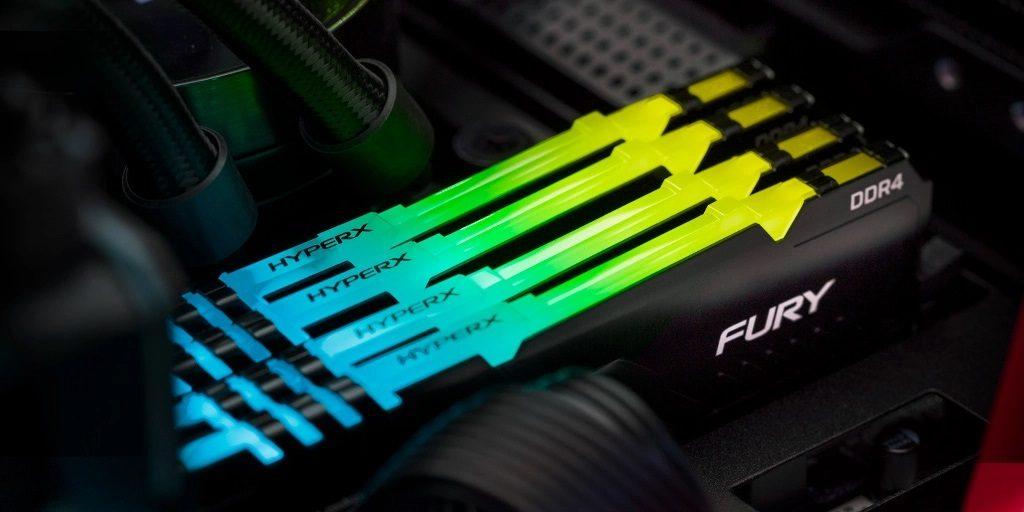 Công nghệHyperX Infrared Sync hiện đại