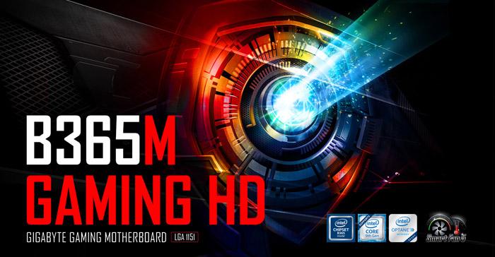 Mainboard-Gigabyte-B365M-Gaming-HD