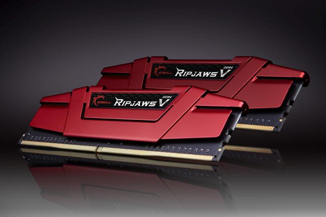 RAM G.Skill Ripjaw V-5