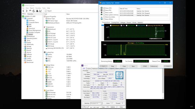 CPU Core I3-7350K