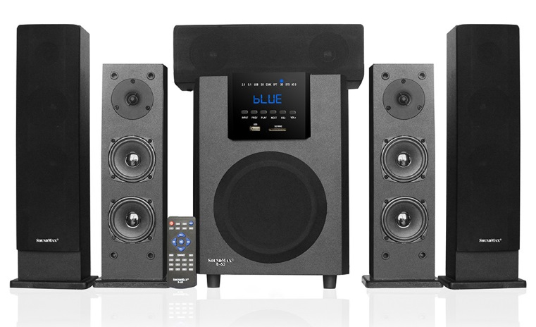 Loa Soundmax B60 (5.1)