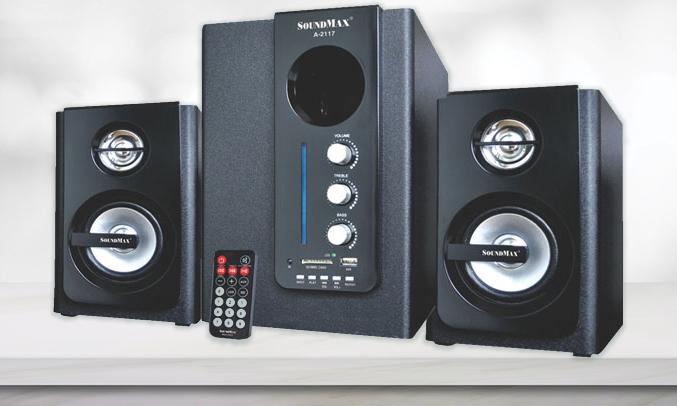 Loa vi tính Soundmax A2117 2.1