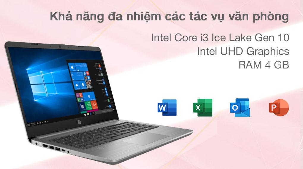 HP 340s G7 i3 1005G1 (240Q4PA) - Cấu hình
