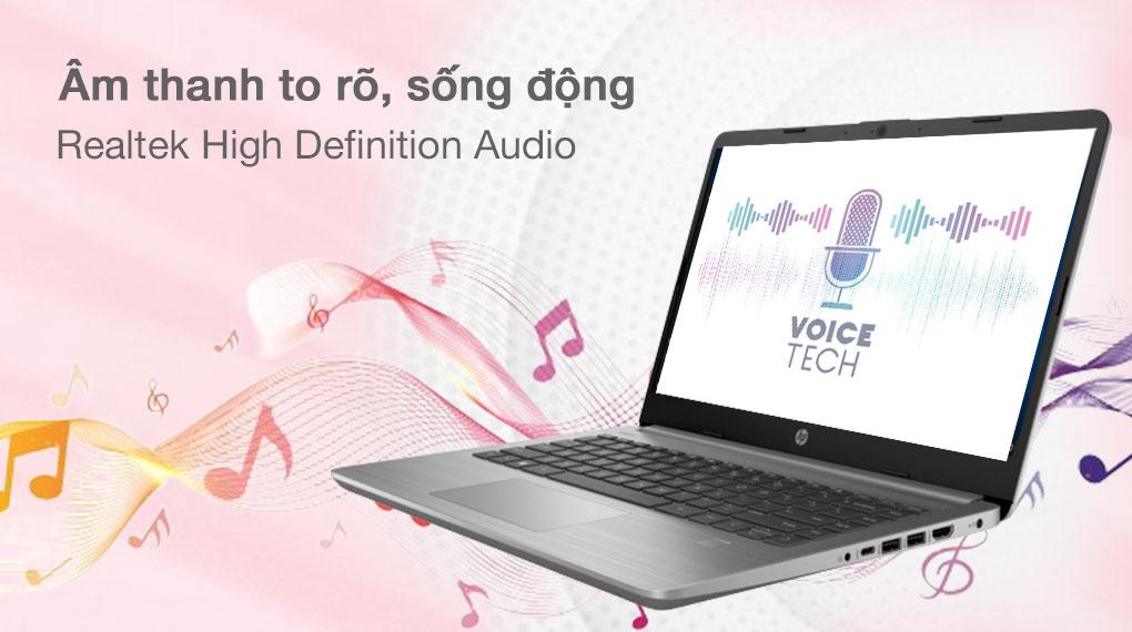 HP 340s G7 i3 1005G1 (240Q4PA) - Âm thanh