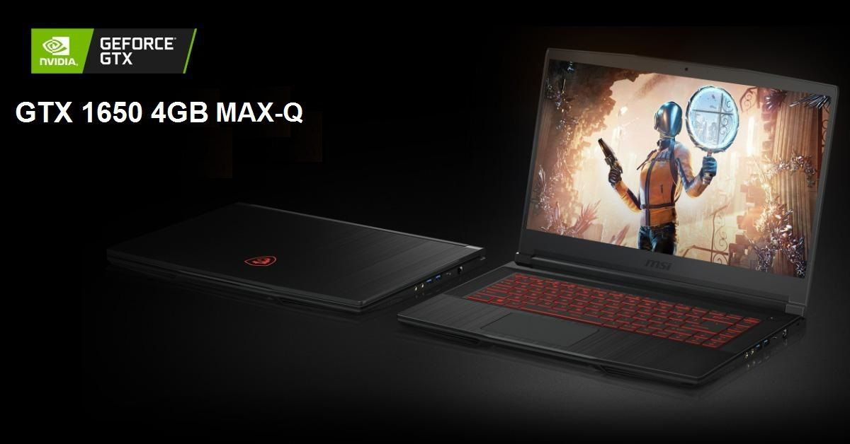 Laptop MSI Gaming GF63-3
